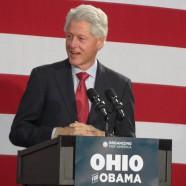 Clinton voor Obama
