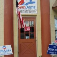 Over de vloer bij de Democraten