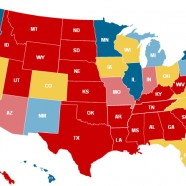 Red states, Blue states en Battle-states